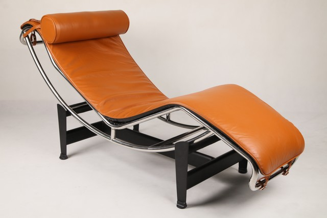le corbusier chaise lounge lc4 lounge chair modern classic furniture contemporary designer. Black Bedroom Furniture Sets. Home Design Ideas