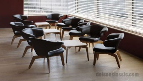 Sauerbruch hutton munich lounge chair lounge chair for Sofa munchen design