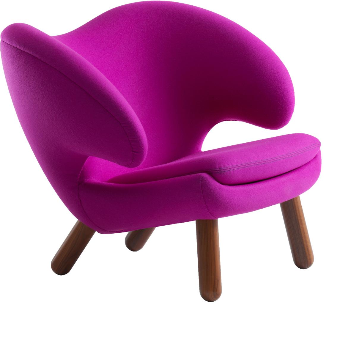 Finn juhl pelican chair lounge chair modern classic furniture
