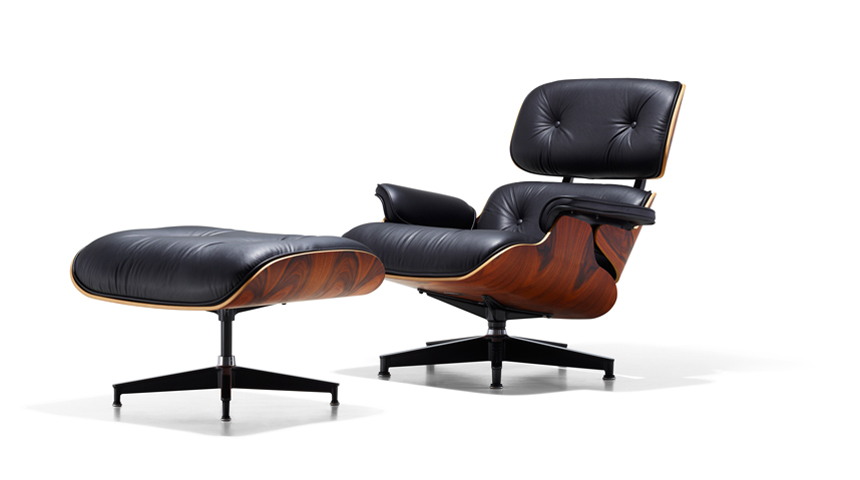 charles eames lounge chair and ottoman lounge chair modern classic furniture contemporary. Black Bedroom Furniture Sets. Home Design Ideas