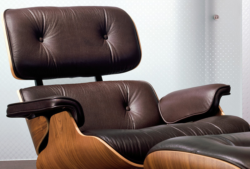 Eames Lounge Stoel.Charles Eames Lounge Chair And Ottoman Lounge Chair Modern
